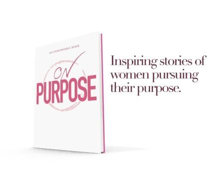 on purpose book
