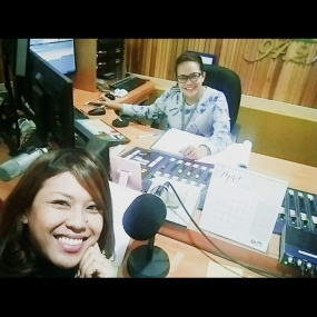 Naserimah Radio 94.2FM Art Therapist Interview