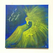 "Title : ""Madhavi, The Golden Phoenix"""