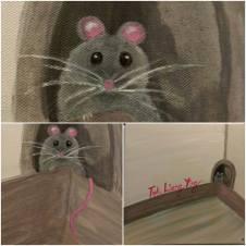 "Title : ""My Fav Rat"""