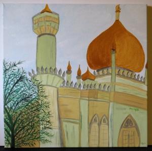 "Title : ""Bina Masjid"""