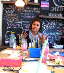 Naserimah Art Therapy Session in Singapore