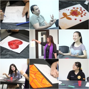 Art Therapy for Corporate