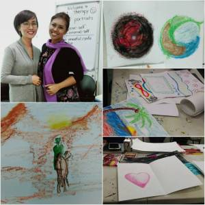 Art Therapy for Psychiatric Rehabilitation Centre