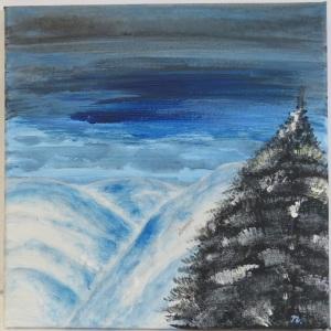 "Title : ""Winter Solstice"""